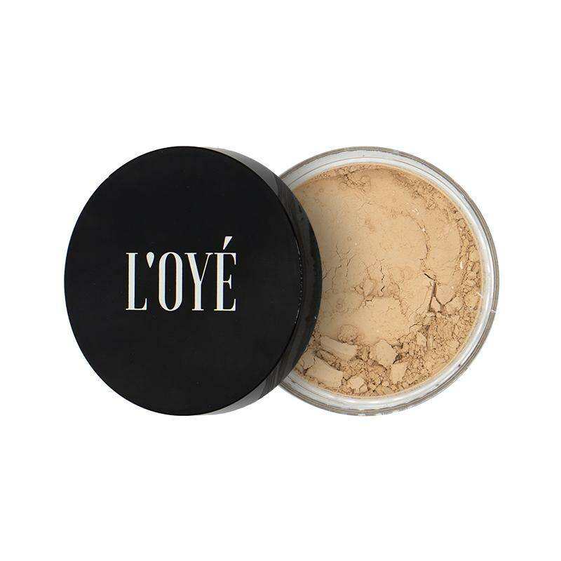 Mineral foundation Sand beige (5)