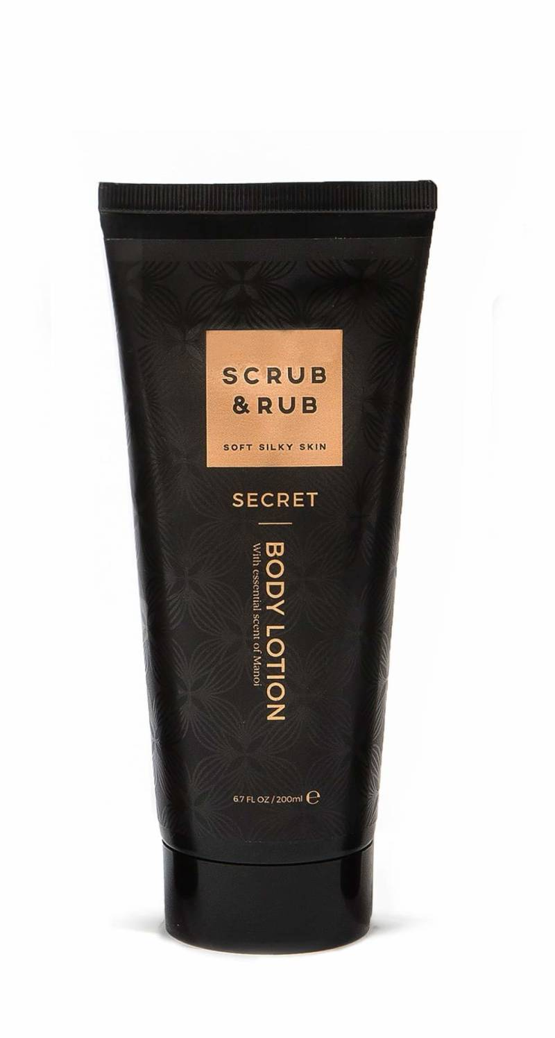 Bodylotion Secret