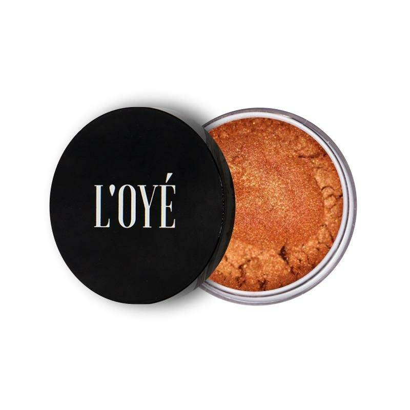 Mineral eyeshadow Buttercup