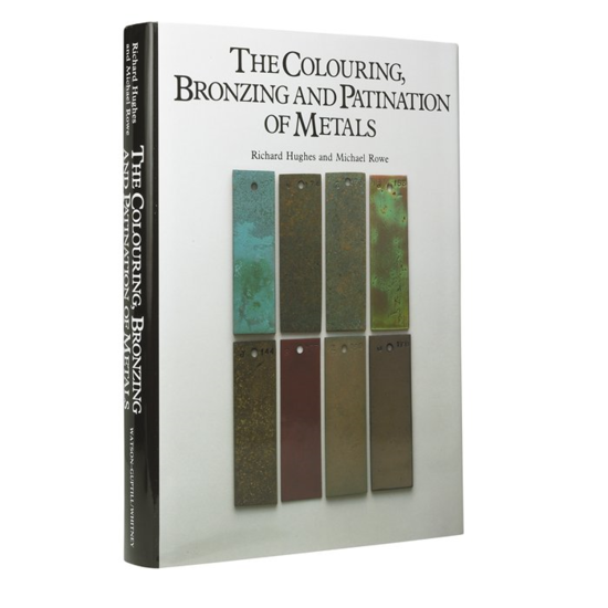 Engelstalig boek - The Colouring, Bronzing and Patination of Metals