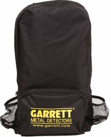 Garrett All-purpose backpack metaaldetector rugtas