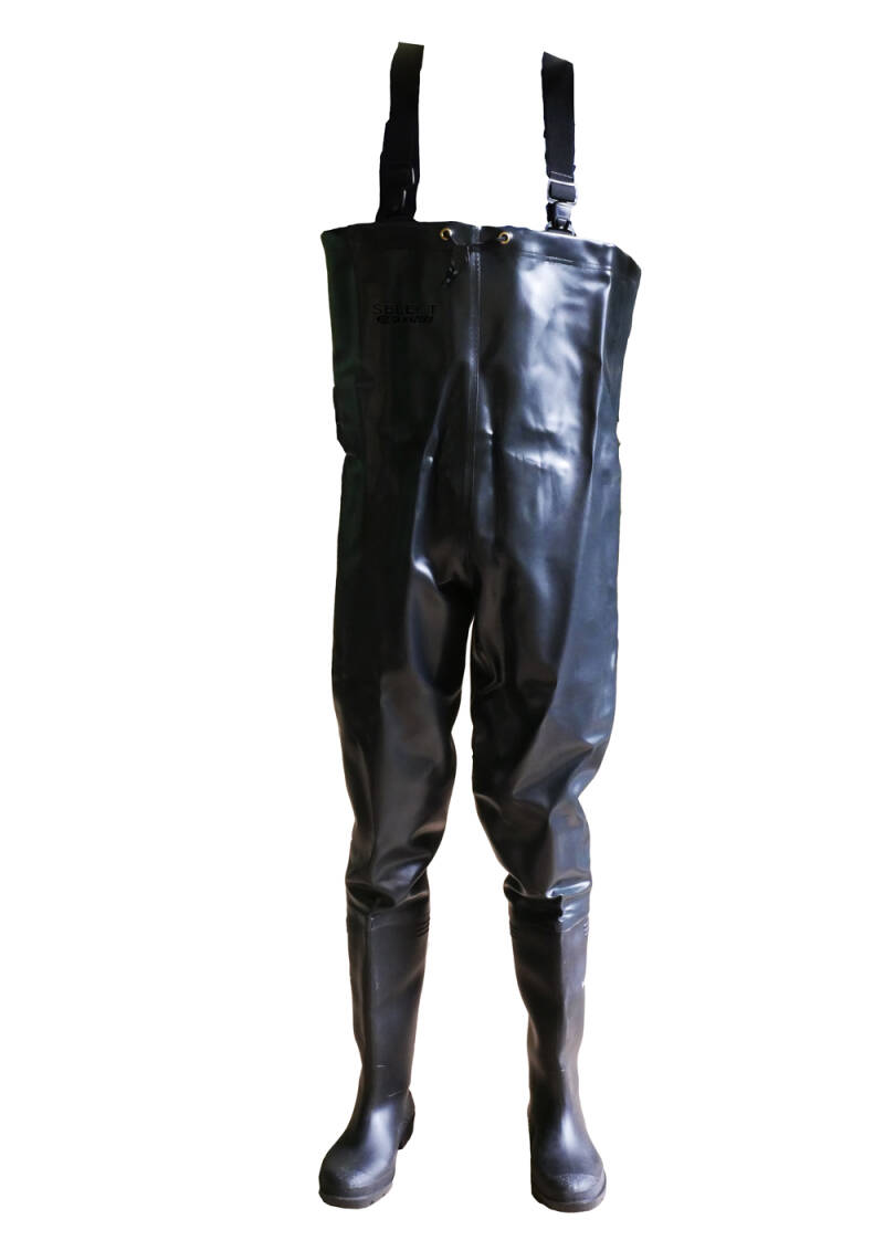 Select Waders - Waadpak PVC Heavy Duty (maten 42 t/m 46)