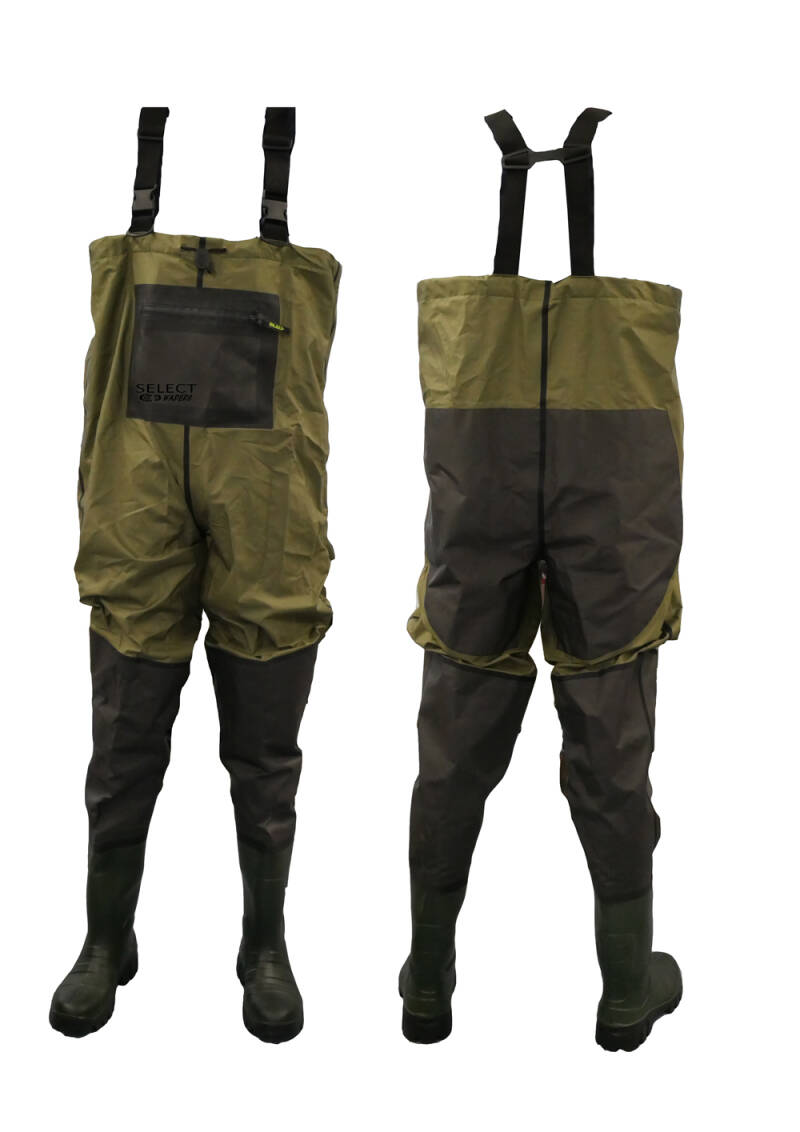 Select Waders - Ademend Waadpak Extra Protect (maten 39 t/m 48)