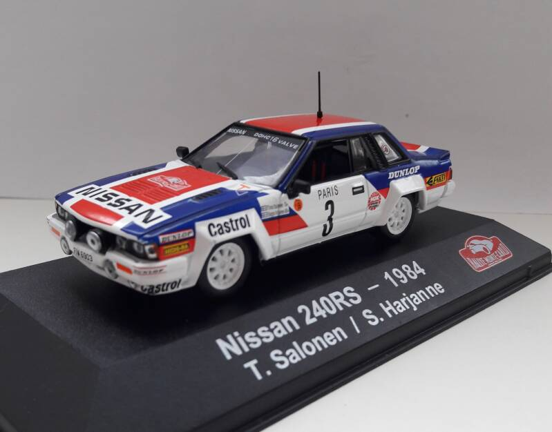 Nissan 240 RS 1984