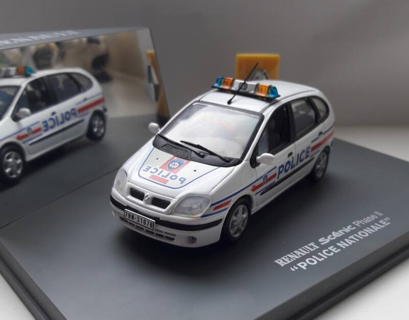 Renault Scenic Phs ll Police Nationale