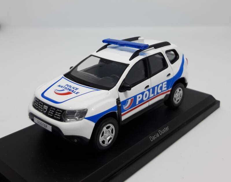 Dacia Duster 2018 Police Nationale