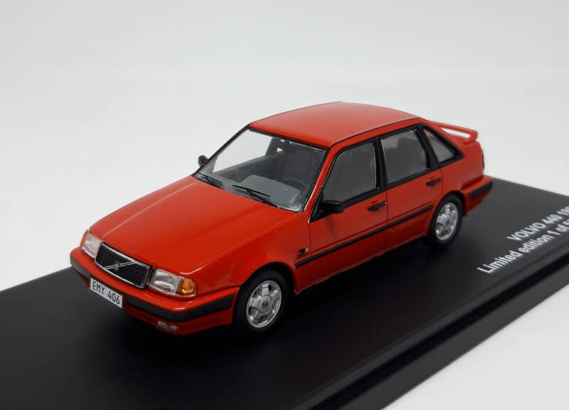 Volvo 440 turbo 1988 LIMITED EDTION