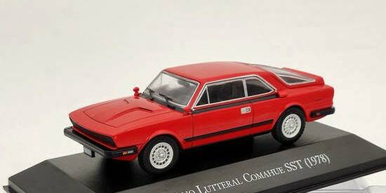 Renault Torino Lutheral Comahue SST 1978