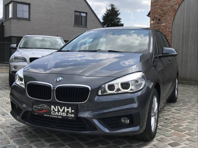 VERKOCHT!!! BMW 216d Active Tourer !!!LED,GPS,PDC,...!!! 11/2015 40.367Km