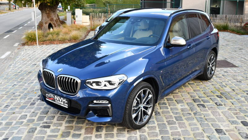 BMW X3 M M40iAS (EU6c) !!!FULL OPTION!!! 23986Km IN NIEUWSTAAT!!!