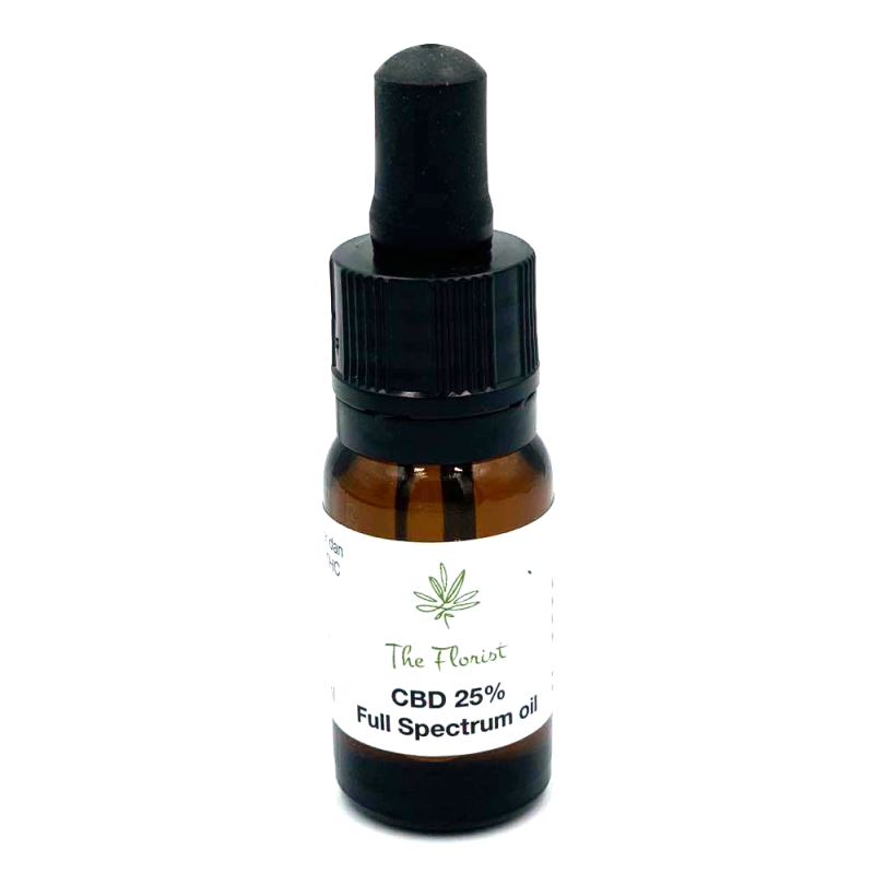 CBD Full Spectrum Oil 25% (10ml)