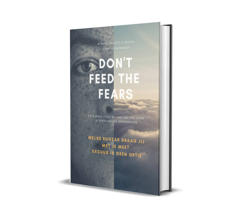 E- Book Don't feed the Fears