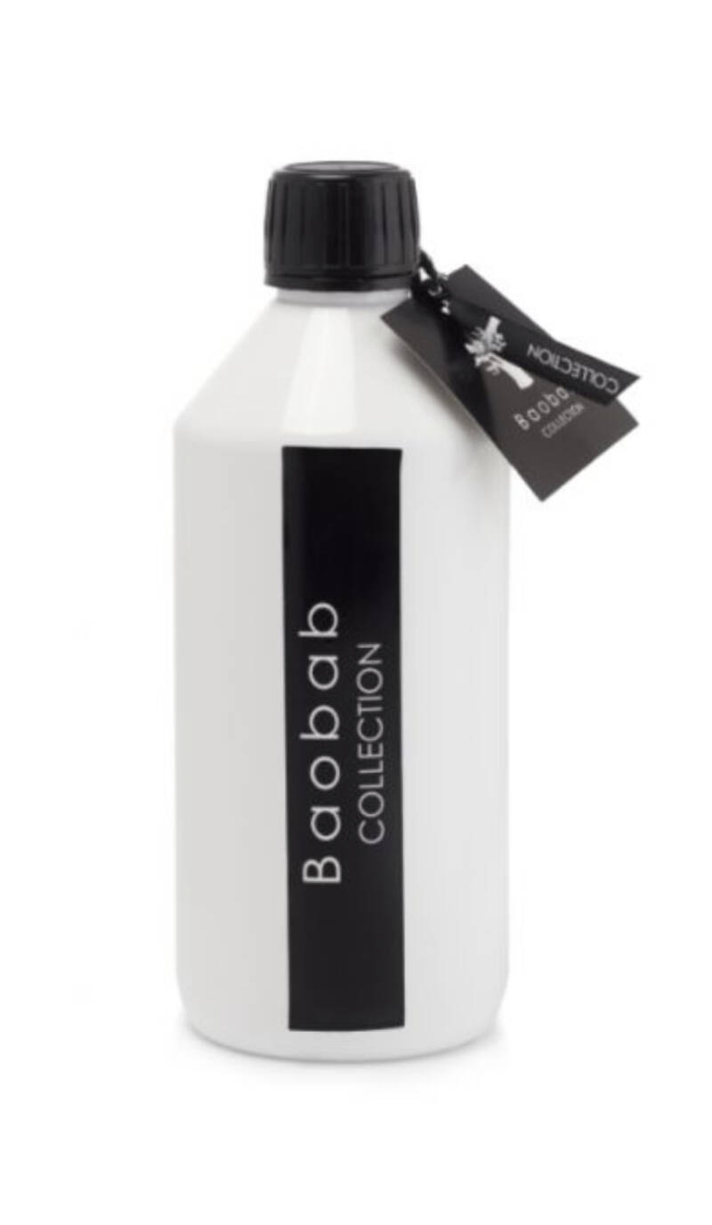Black Pearls - Diffuser REFILL - Baobab Collection