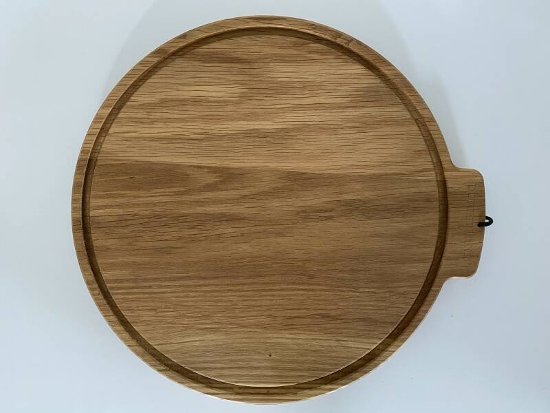 Bread board - Eik - Rond - MOON - Dutch Deluxes