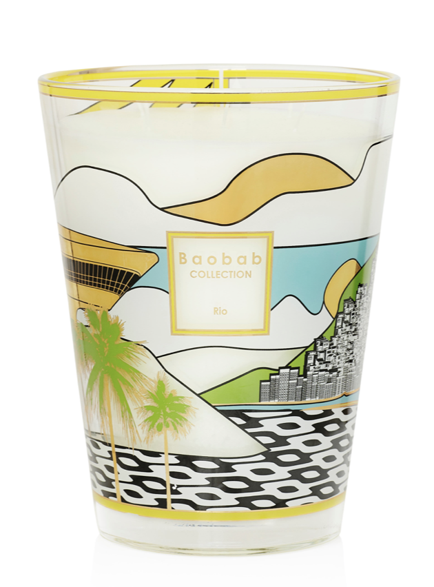 Rio - Cities - Max 16 - Baobab Collection - Limited Edition