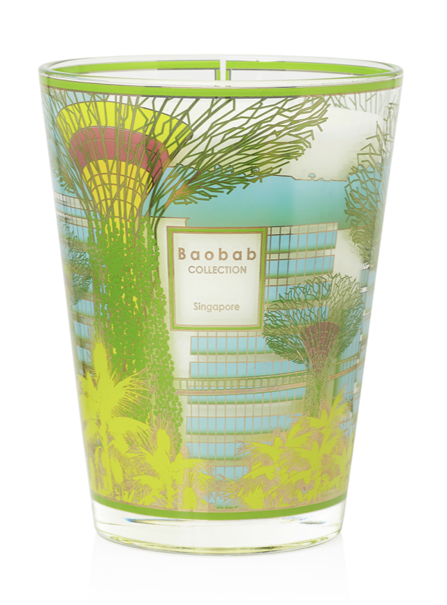 Singapore - Cities - Max 10 - Baobab Collection - Limited Edition