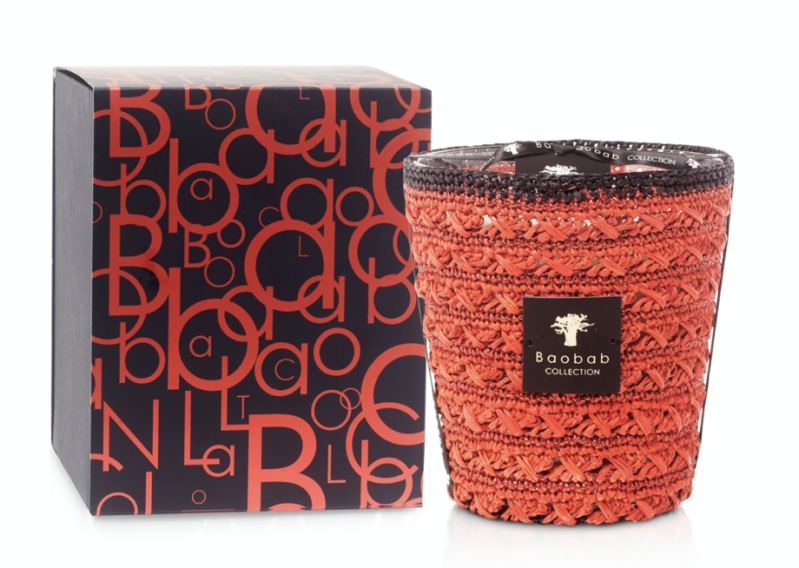Foty - Christmas Candle - Max 16 - Baobab Collection