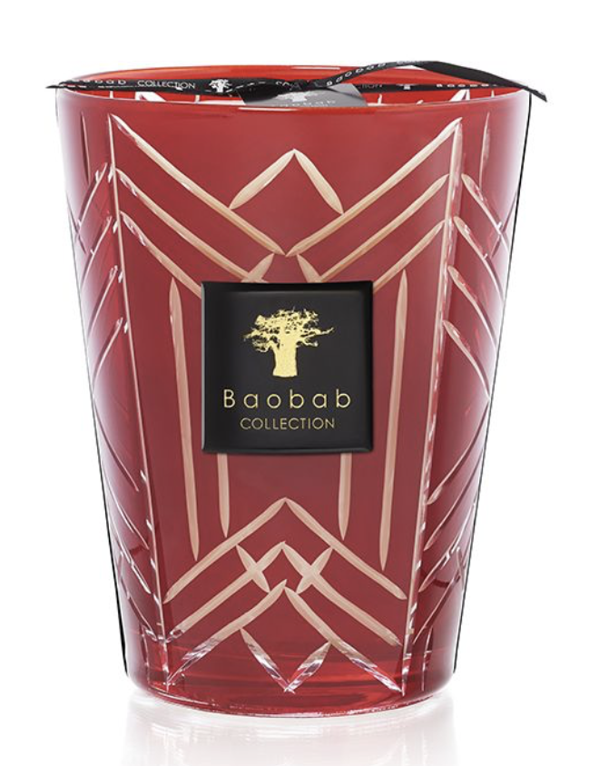 Louise Red - High Society - Baobab Collection - Max 24