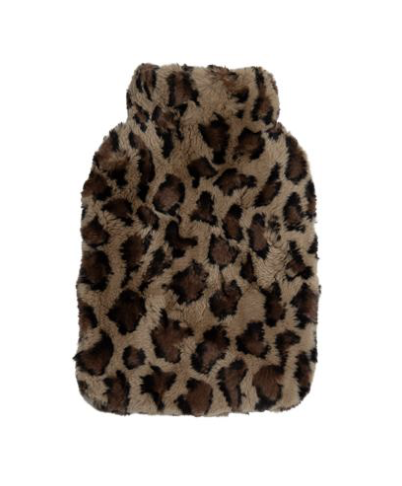 Natures Collection - Hot water bottle - Rabbit - Leopard - NCF5019