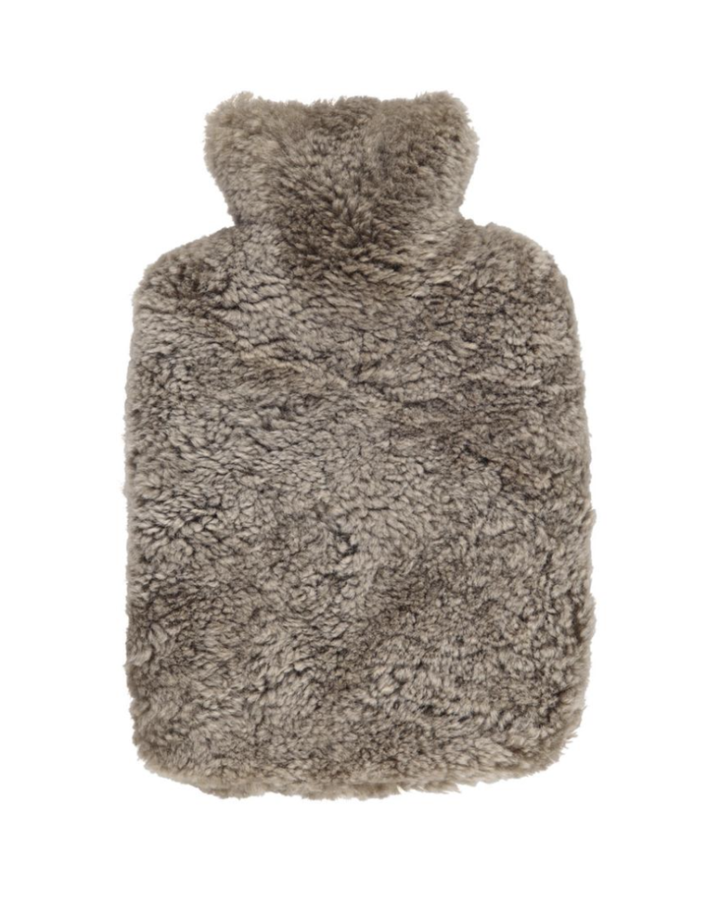 Natures Collection - Hot water bottle - Sheepskin - Taupe - NCL1041