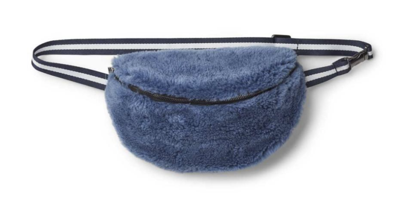 Natures Collection - Saki Belt Bag - Blue - NCF16487