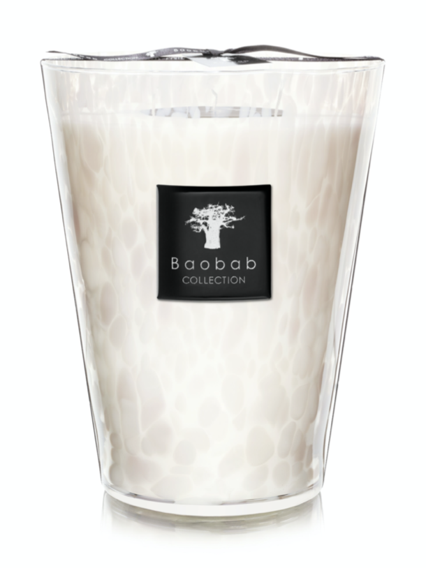 White Pearls - Baobab Collection - Max 24