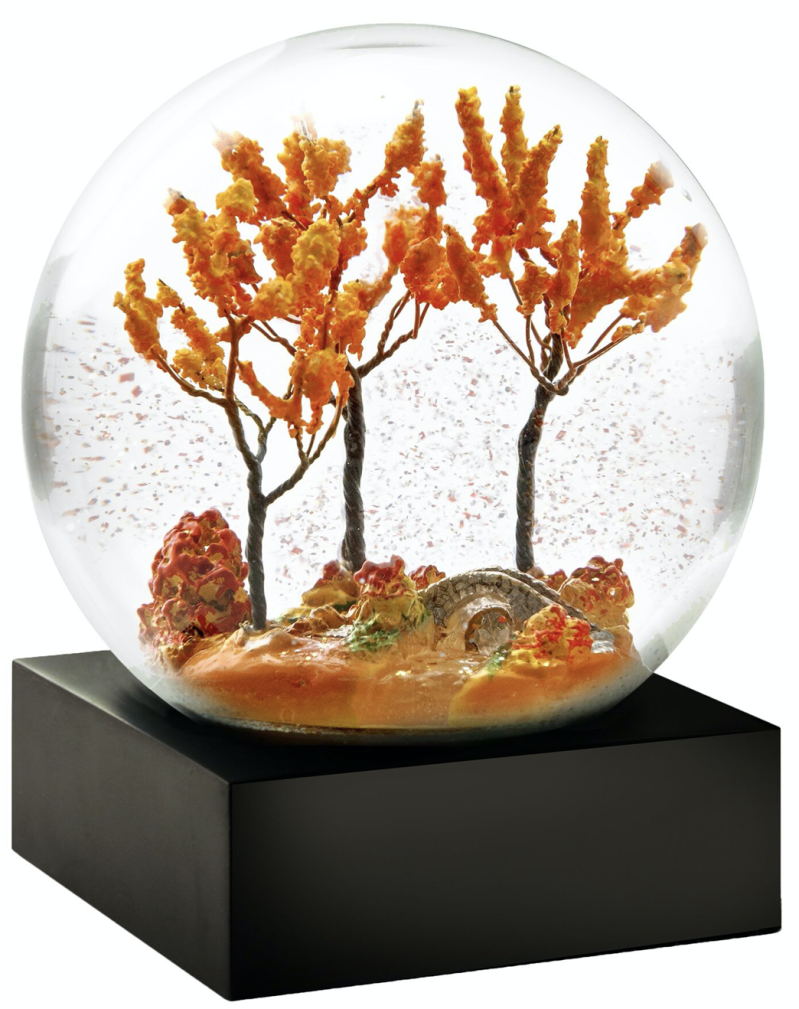 Autumn - Snow Globes