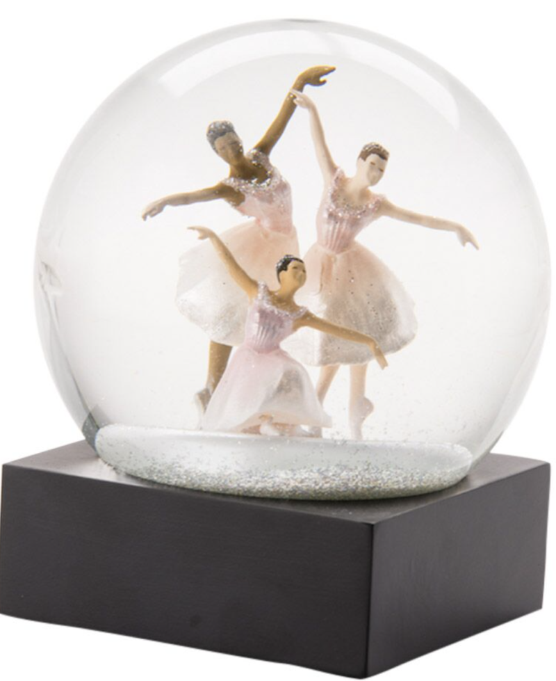 Three Dancers - Snow Globes