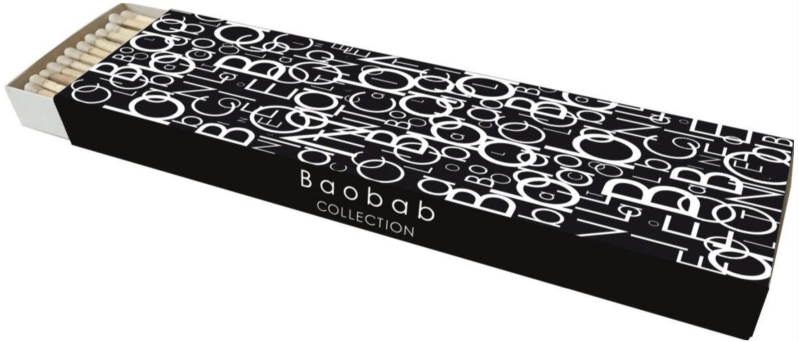 Lucifers - Matches - Baobab Collection