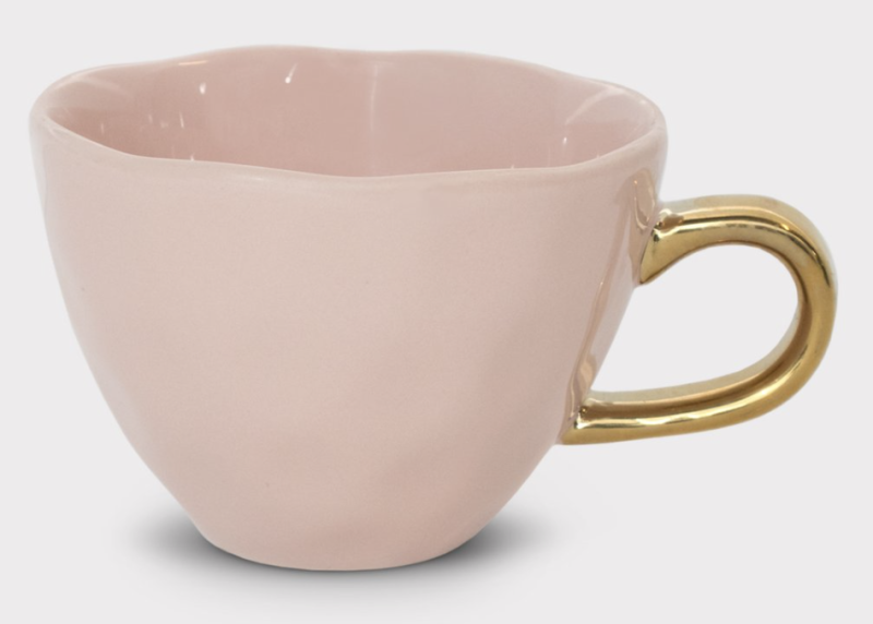 Good Morning Cup - Old Pink - Urban nature Culture