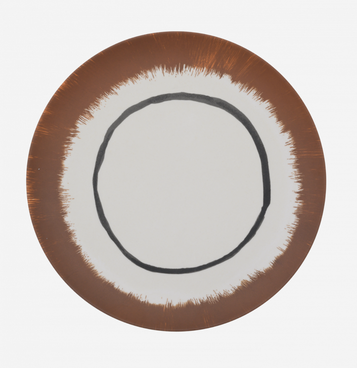 Urban Nature Culture - Dinner Plate Bamboo 25 cm - Vibration C