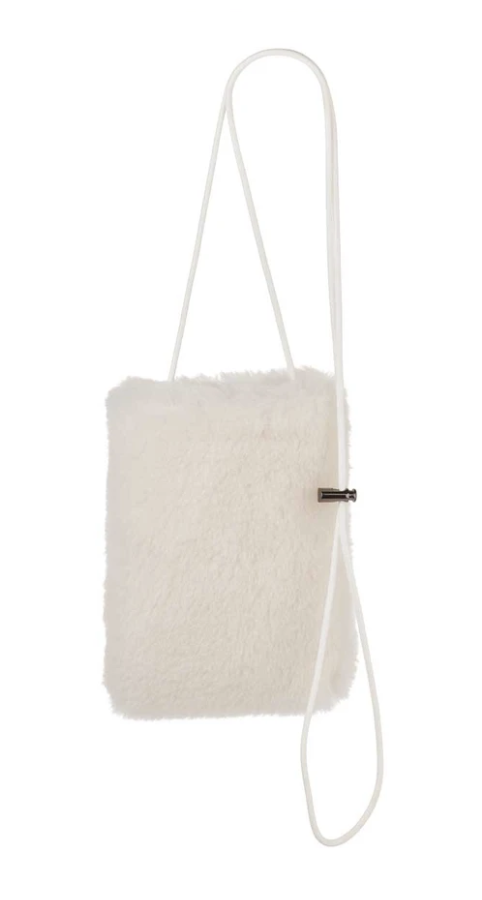 Natures Collection - Gwen Phonebag - White - NCF16473