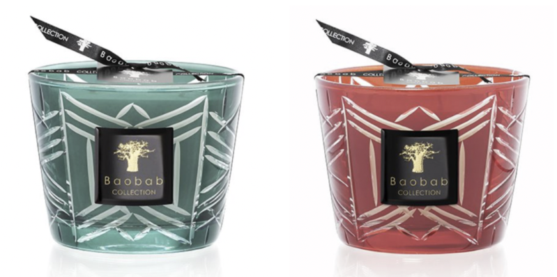 Gatsby Green / Louise red - High Society - baobab Collection - Max 10