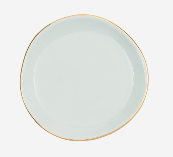 Plate - Small - Good Morning - Celadon - 105248 - Urban Nature Culture