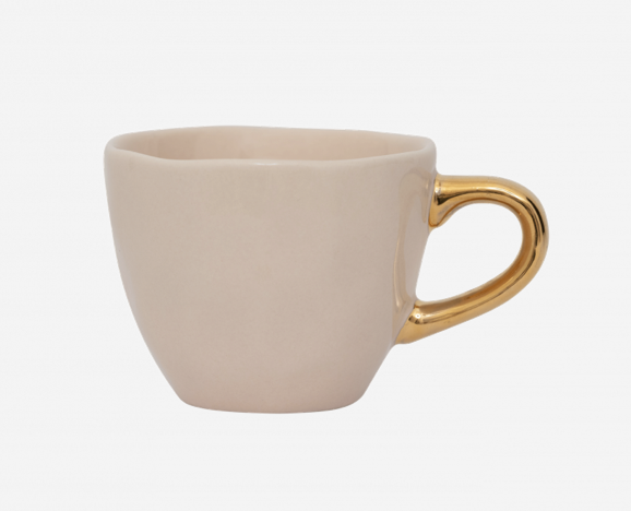 UNC - Good Morning Cup - Espresso - Old Pink - D6,3/H5,2 cm - 106170