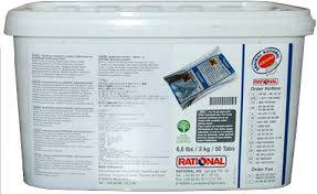 Glans tabletten voor Rational 50 st