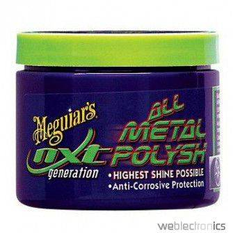 MEGUIARS AO  NXT ALL METAL POLISH