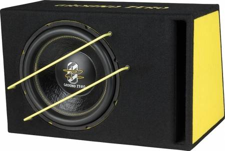 GZIB 3000XSPL GZ, SPL box, 1000 watt SPL power, 2x2Ohm 12INCH