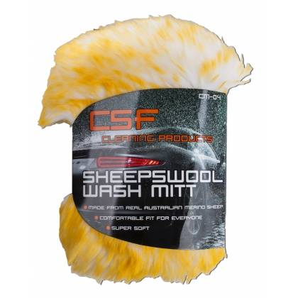 CSF CLEANING CM-04 - SHEEP WOOL MIT