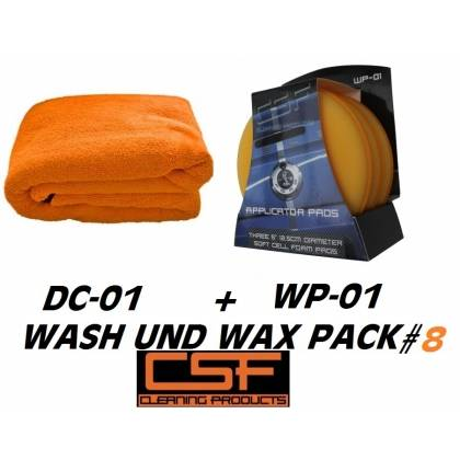 CSF CLEANING Washpack 08