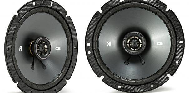 kicker 16.5 cm csc 67 speakerset