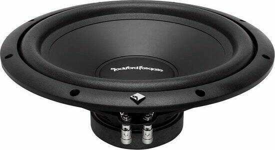 Rockford Fosgate R1S4-12 BLACK DRIDAY DEAL