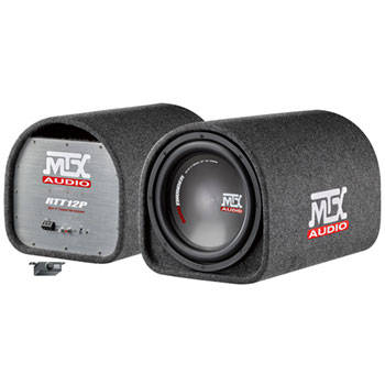 MTX RTT12P Roadthunder 12inch powered tube ACTIVE SUB