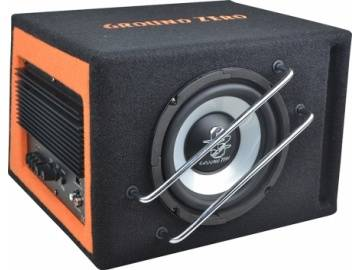 GZIB 165BR-ACT GZ, Basstunnel box, 80 / 150 Watt, 4 Ohm