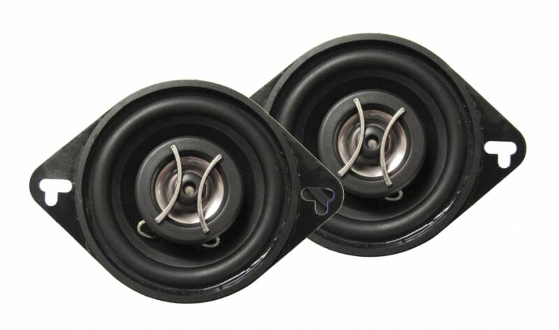 "EXCALIBUR X08.22 3,5"" 140 WATTS 2-way speakers 70 RMS"