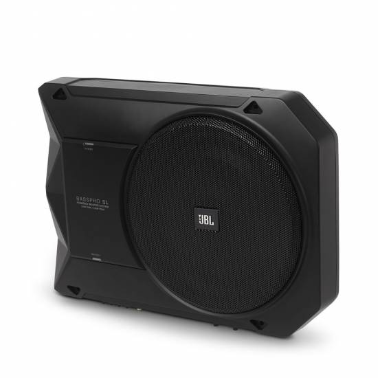 "JBL BASS PRO SL 8"" (20CM) Active underseat Subwoofer"