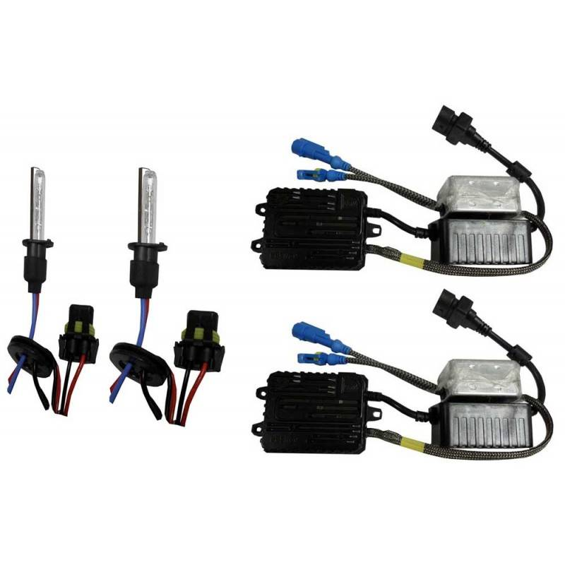 Xenon kit HID H7 6000k AC CANBUS