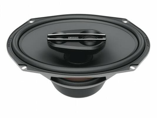 "CPX 690 Hertz Cento Pro SET COAX 3Way 6""X9""+Grille (Set)"