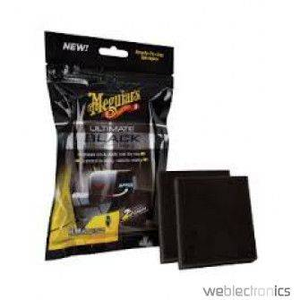 MEGUIARS AO ULTIMATE BLACK TRIM SPONGES