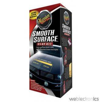 MEGUIARS R&V SMOOTH SURFACE CLAY KIT